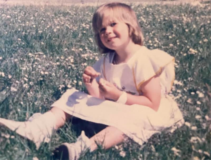 Kleine Rachel Cannegieter