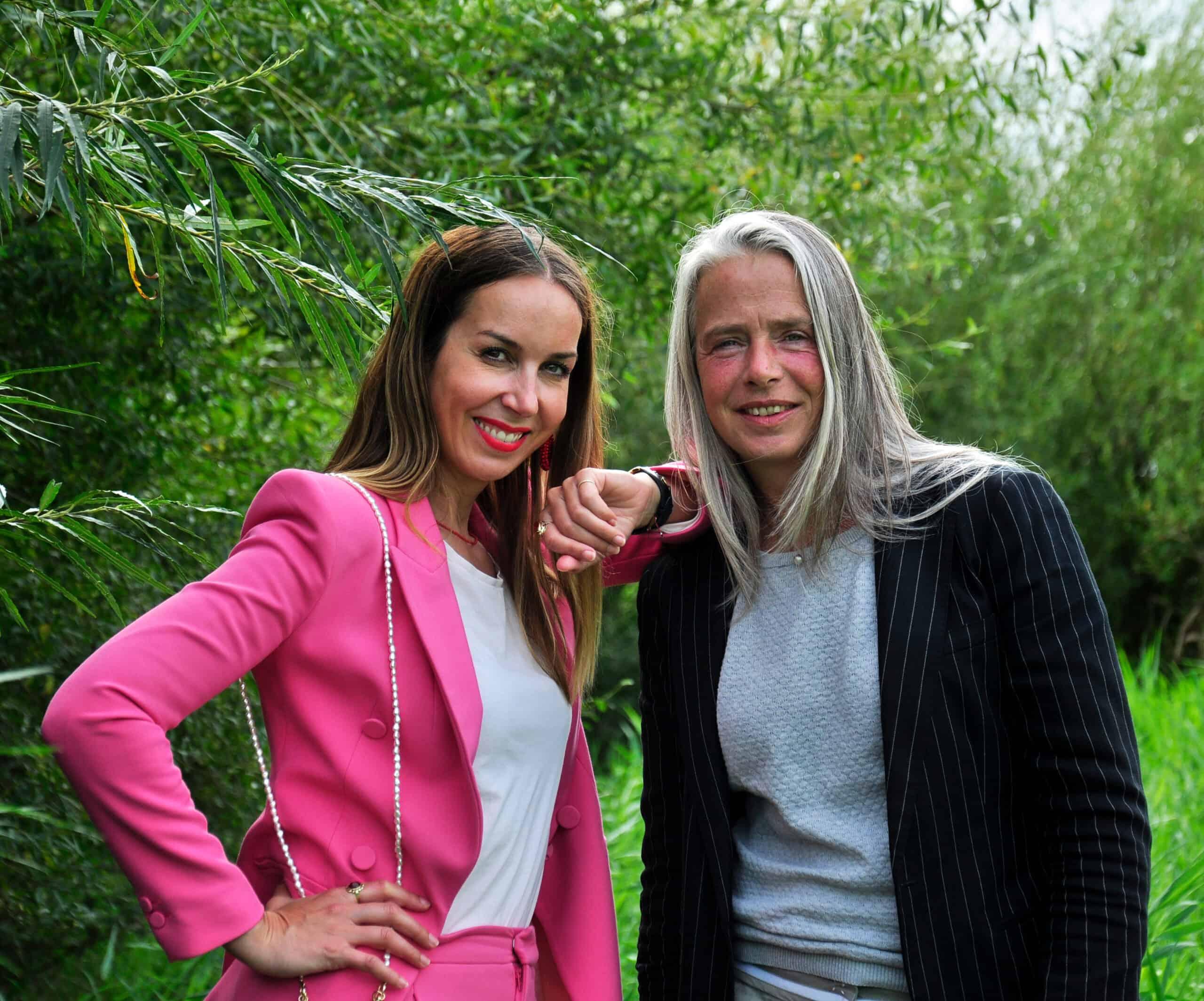 LCA experts Rachel Cannegieter & Natascha van der Velden